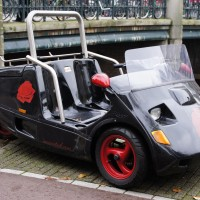 Alternate transport vehicle