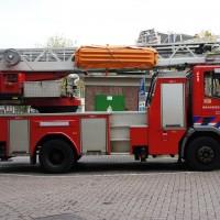 Brandweer - Fire truck
