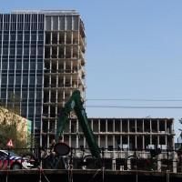 Amsterdam University de-construciton