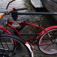 Heinz Ketchup bike.