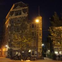 Building on the Nieuwezijds Voorburgwal