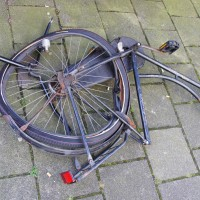 Happy birthday, here's your new bike.... years later...