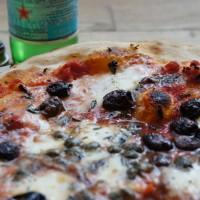 Pizza Putanesca, La Perla, Jordaan