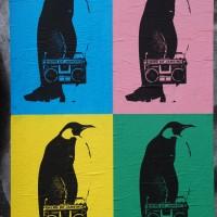 Hero de Janiero, Warhol style.
