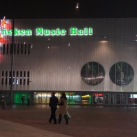 Heineken Music Hall at Bijlmer Arena.