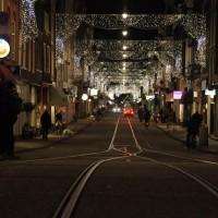 Utrechtsestraat shopping street and the #4 tram lines