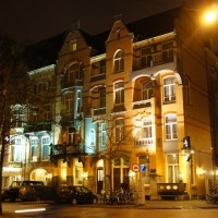 Another beautiful example of Amsterdam architecture.