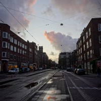 Monday.January.2.2012.13Ruysdaelstraat tram lines and clouds