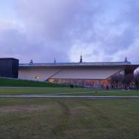Stedelijk Museum on the Museumplein