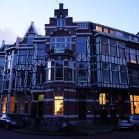 Groovy house on the Jan Wllem Brouwersstraat