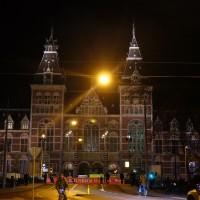 The Rijksmuseum. Impressive, isn't it?