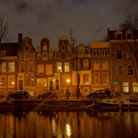 The Prinsengracht. No matter where you point your camera, you get a great shot.