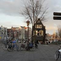 Cafe de Sluyswacht (Sluis Watch) built 1695