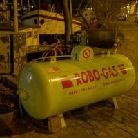 Massive Robo-Gas!