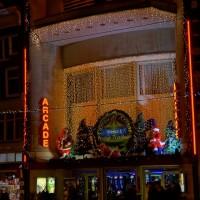 Carrousel Arcade on the Damrak
