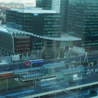 Amsterdam World Trade Center and Station Zuid