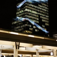 Vinoly building with Zuid Station in the foreground