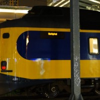 The Schiphol train