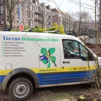 Tarzan is now putting his skills to work in a new business venture.