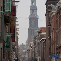 Nice view of the Westerkerk