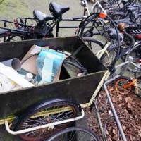 Boxbikebin. People can be very anti-social.