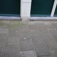 Cruel joke, turning the tile around