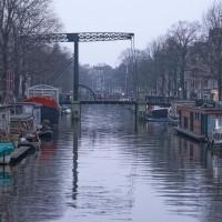 Bridge over the Brouwersgracht