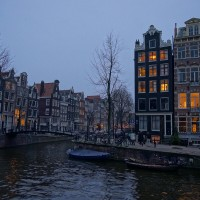 Corner of the Brouwersgracht and the Herengracht
