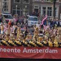 Amsterdam City float